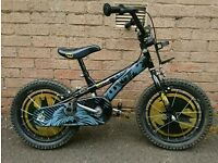 Batman bmx bike