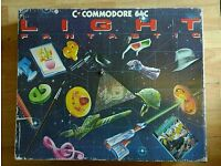 Commodore 64 Light Fantastic Pack Rare Retro Game Console