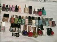 Nail varnish bundle