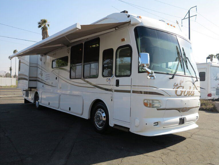 how to finance a used rv motorhome purchase ebay