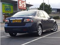 *New Shape* Saab 9-3 (93) Vector 2t AUTO 175 BHP, Hpi Clear, FSH like Ford Mondeo Vauxhall Insignia