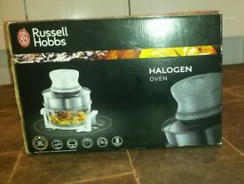 Brand New Boxed Halogrn Oven Unused