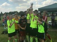 Footballers Wanted - Epping Forest Falcons U14s