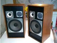 Vintage Wharfdale Glendale 3XP Speakers