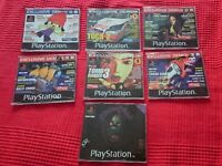 PlayStation demo games