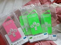 Juice All Nighter pink or green 4000 mAh