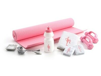 Intec Wii Fit Workout Kit - - Pink
