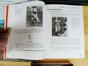 4 Books-Idiots Baseball, Kovels, 1st. Aid, Davinci Code Kitchener / Waterloo Kitchener Area image 4