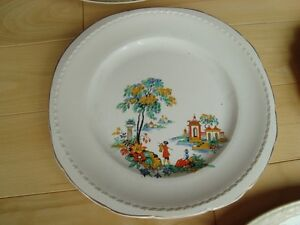 Assortment of 5 Decorative Fine China Plates -Some are quite old Kitchener / Waterloo Kitchener Area image 5