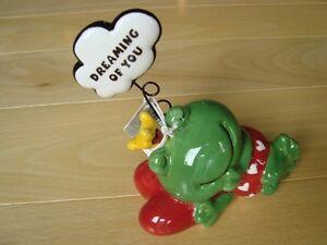 "Russ Berrie Hand Painted Ceramic Frog - Brand New 3.5"" Kitchener / Waterloo Kitchener Area image 1"