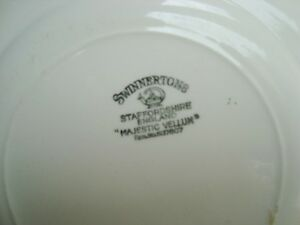 Assortment of 5 Decorative Fine China Plates -Some are quite old Kitchener / Waterloo Kitchener Area image 6