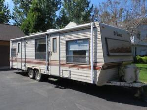 Wanted to buy a camper trailer