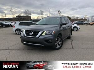 2017 Nissan Pathfinder SL awd,leather,clean carproof,priced to s