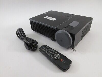 Dell 1510X DLP Front Projector - 2140 Lamp Hours or less