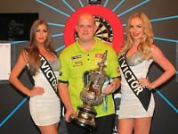 2 Tickets World Matchplay Darts Sunday, 24-07 Table S4 Blackpool Evening session (FINAL) FACE VALUE