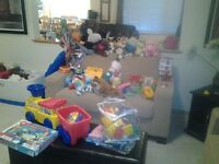 Tons of Toys!