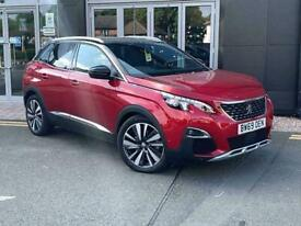 image for 2020 Peugeot 3008 SUV 1.6 13.2kWh GT e-EAT 4WD (s/s) 5dr Auto SUV Petrol Plug-in