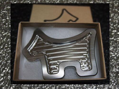 Scotty's Custom Shop Scotty Cameron Scotty Dog SSS Milled Belt Buckle Rare New