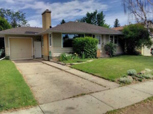 OPEN HOUSE on Sunday: Affordable house & big lot in Lacombe, AB