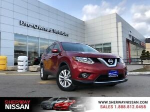 2015 Nissan Rogue sv awd,priced to sell!