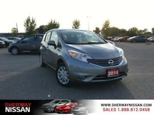 2014 Nissan Versa Note,priced to sell,all reasonable offers cons