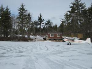 Cottage and 125 Acres For Sale