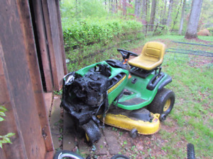Free pickup of Mowers, Snowblowers, any small engine