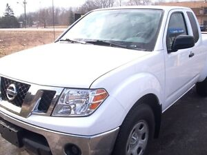 2012 Nissan Frontier S EXT. Cab