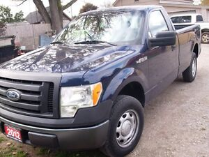 2012 FORD F150 REG CAB 8 Ft. BOX