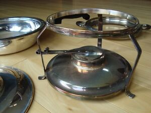 Vintage Copper Chafing/ Warming / Fondue Pot - Great Condition Kitchener / Waterloo Kitchener Area image 6