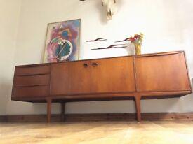 SoldMid century modern vintage sideboard