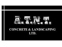CONCRETE FINISHERS/LABOURERS