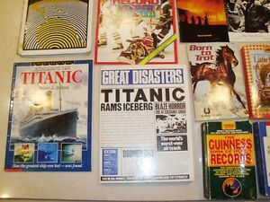 1 Lot of 22 Books Total-Book Of Airplanes,Titanic,UFO &more Kitchener / Waterloo Kitchener Area image 7