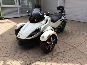 2010 Can-Am Spyder RS Roadster