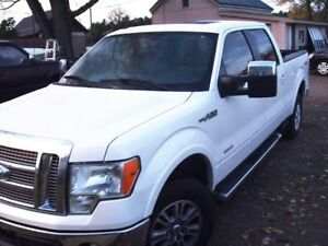 2012 FORD F-150 LARIAT | 4X4 • NAV/CAM/DVD • Leather $15995.00