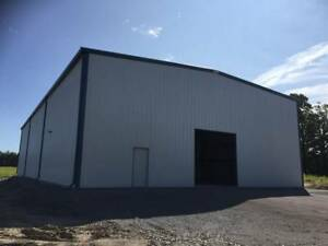 Steel Buildings- Clearance prices and an ADDITIONAL 200$ off!