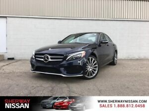 2015 Mercedes-Benz C-Class.Reduced, only 28400 kms.