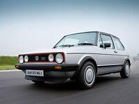 Vw Golf Mk1/Mk2 GTI Project or complete Car WHY