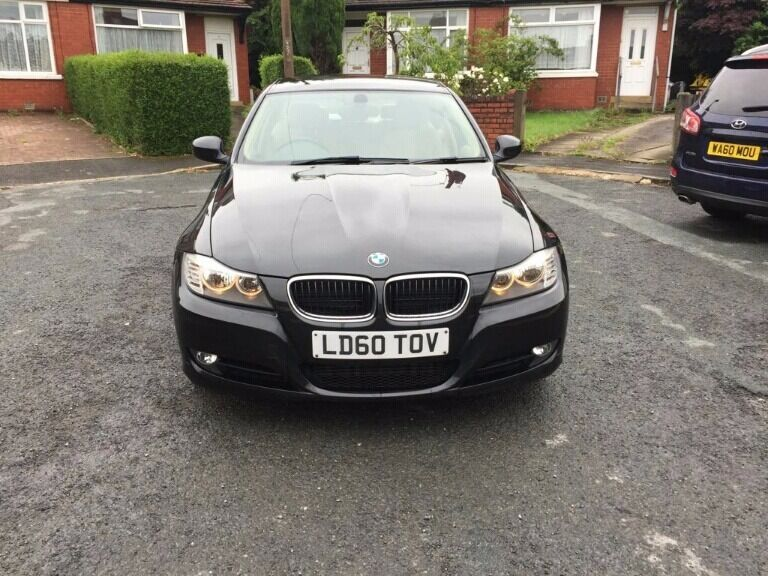 Bmw 320 Efficient Dynamic 2010 60 Plate With Full Service History