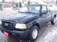 2011 Ford Ranger EXT. Pickup Truck