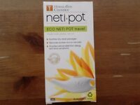 Ayurvedic / yoga nasal wash pot to relieve cold, allergy and sinus symptoms. New. £2. Hackney E5