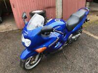 Suzuki, GSX, 1998, 600 (cc)