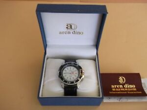 Wrist Watch Aren Dino Plus Swiss EB, Brand New