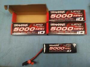 TRAXXAS 5000mAh LiPo Batteries