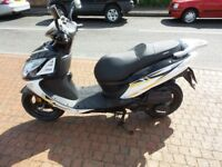 Sinnis Shuttle 66plate, still part-new from the dealership. 2 owners, only 1 has ridden.