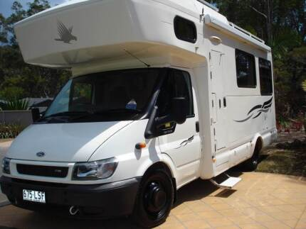Ford Transit Motorhome,6 Speed Manual,Turbo Diesel Robina Gold Coast South Preview