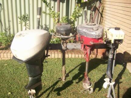 Outboard Motors Kardinya Melville Area Preview