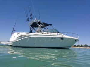 2002 Sea Ray 290/315 Amberjack