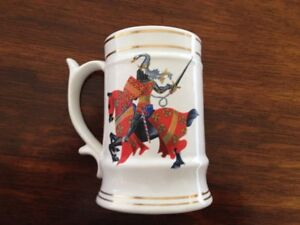 Rare Vintage Collectible Beer Steins Mugs. Never Were Used