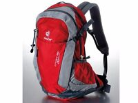Deuter Cross Air 20 EXP Red Cycling / Hiking Backpack